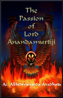 The Passion of Lord Anandamurtiji