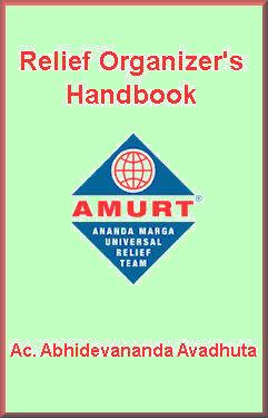 AMURT Relief Organizer's Handbook