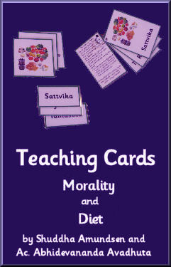 3-Part Teaching Cards